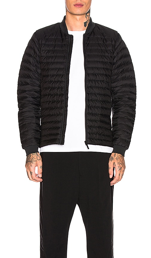 24ec50c072 Arc'teryx Veilance Conduit Light Jacket in Black | REVOLVE