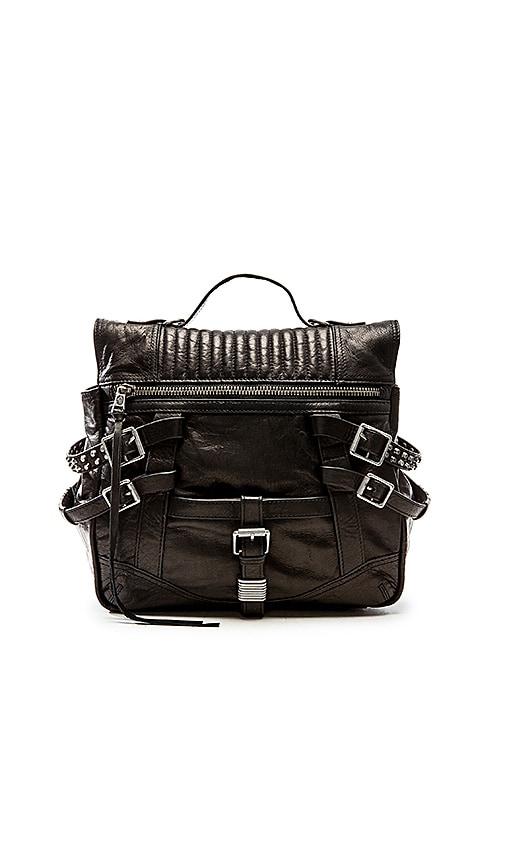 Ash Trix Backpack in Black
