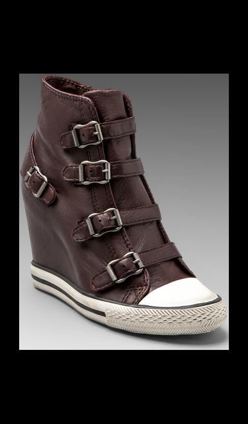 United Wedge Buckle Sneaker