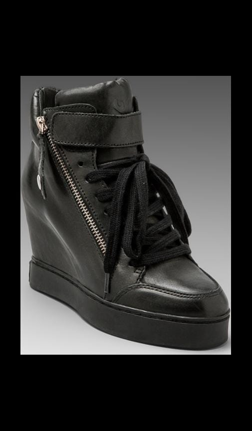 Body Wedge Sneaker