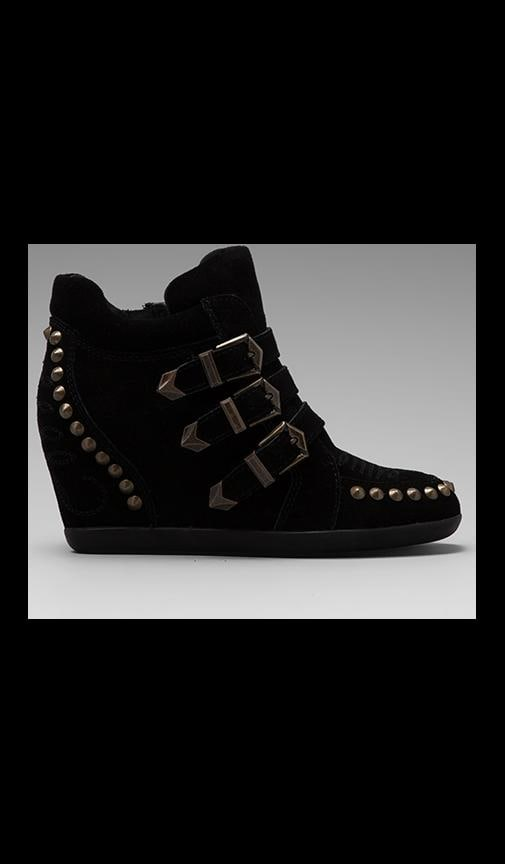 Bobo Studded Wedge Sneaker