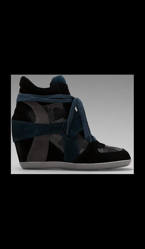 Bowie Bis Wedge Sneaker