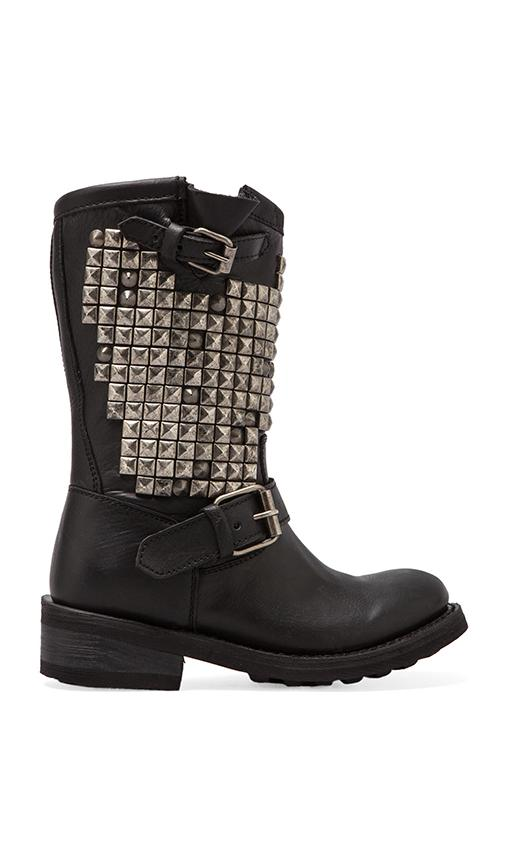 Trash Studded Boot