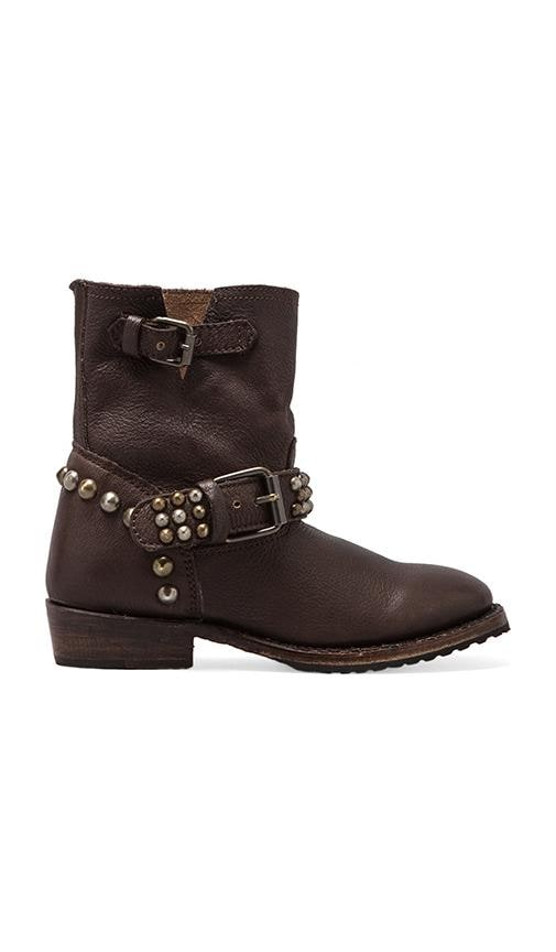 Vicious Studded Bootie
