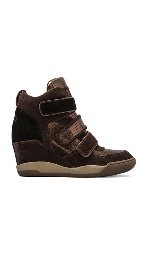 Alex Bis Wedge Sneaker