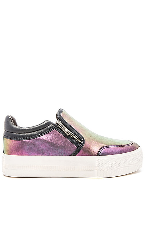 Ash Jordy Sneaker in Purple & Midnight