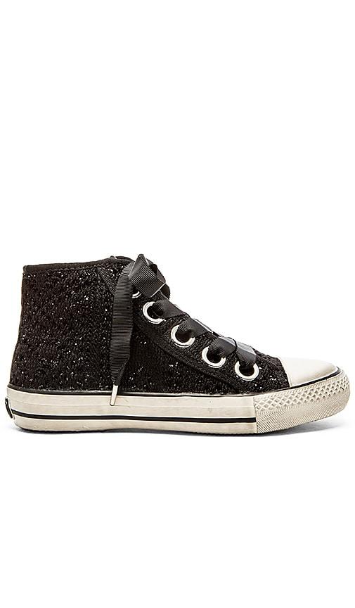 61816ea10458 Ash Sneaker in Black   Black