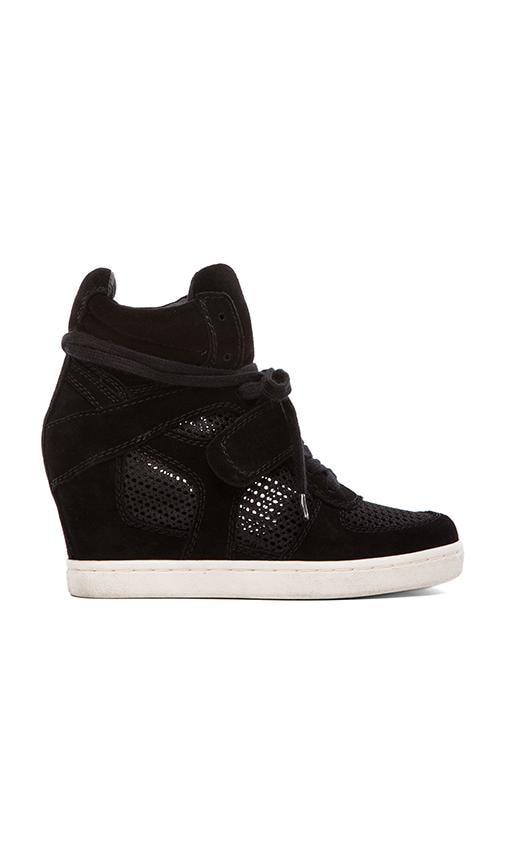 Cool Mesh Wedge Sneaker