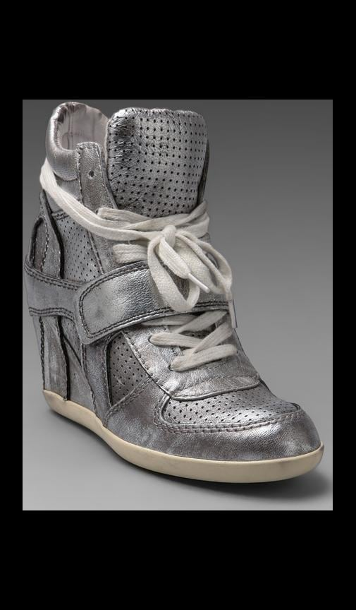 Bowie Ter Wedge Sneaker