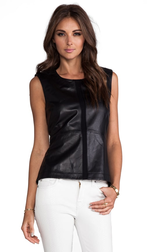 Leather Tank Combo