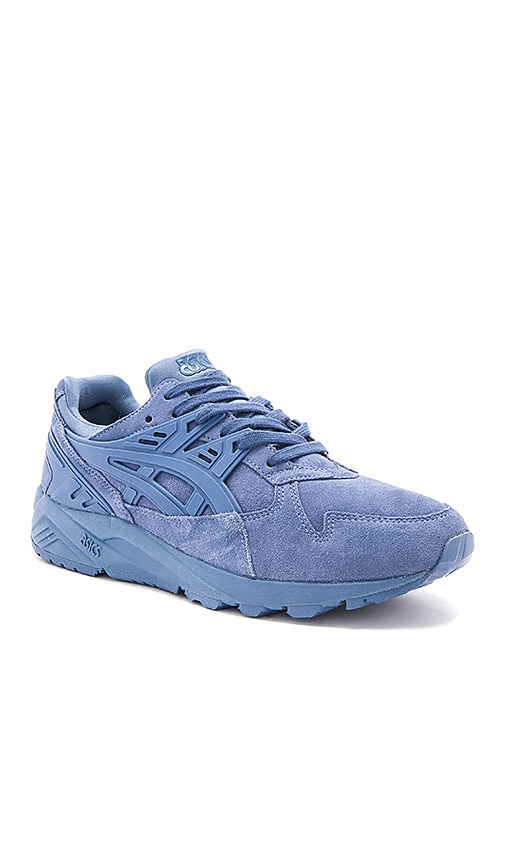 new products 652ed b02b1 Asics Gel Kayano Trainer in Pigeon Blue & Pigeon Blue | REVOLVE