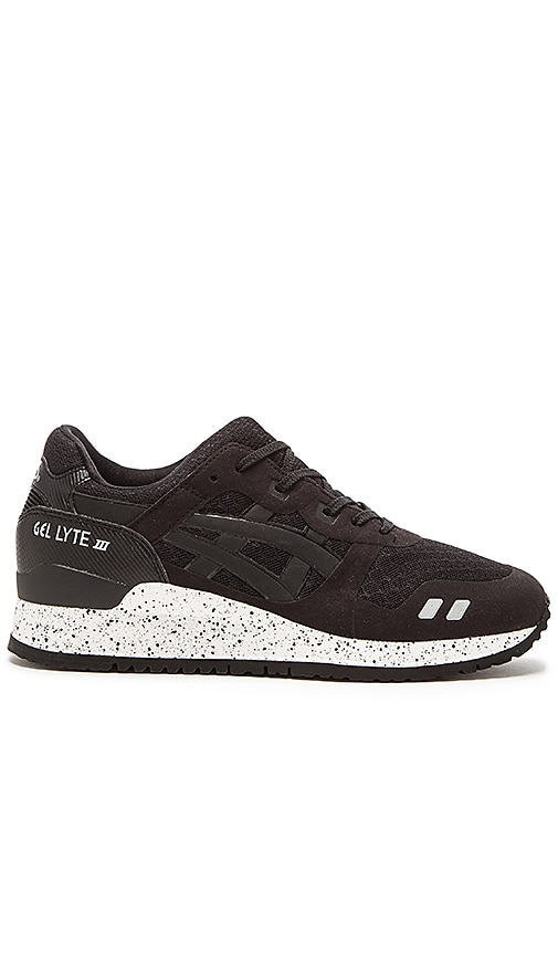 Descendencia Distinción Viva  Asics Gel Lyte lll NS in Black Black | REVOLVE