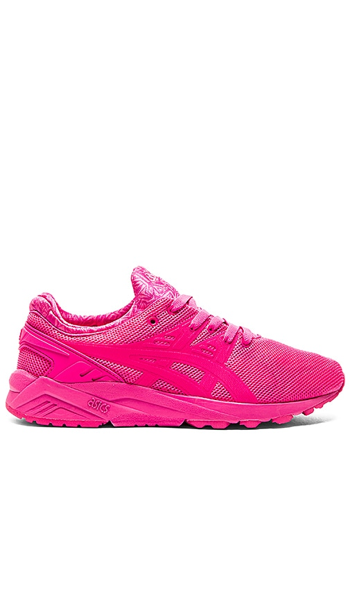 asics gel kayano rose