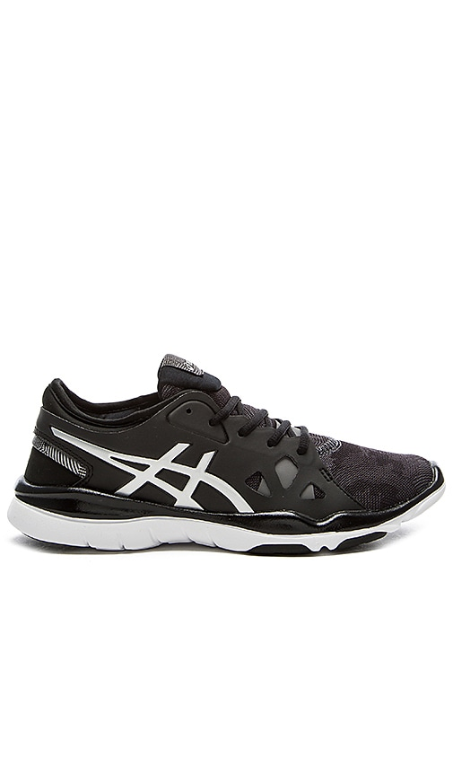 Asics Gel Fit Nova Sneaker in Black