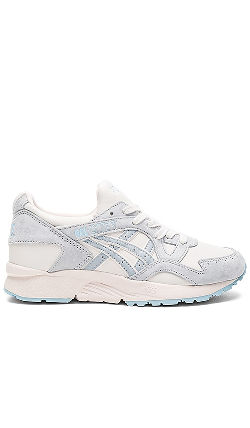 Asics Platinum Gel Lyte V Sneaker in Cream