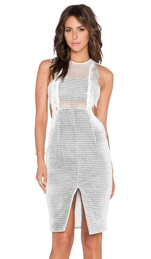 ASILIO Wild Night Dress in White