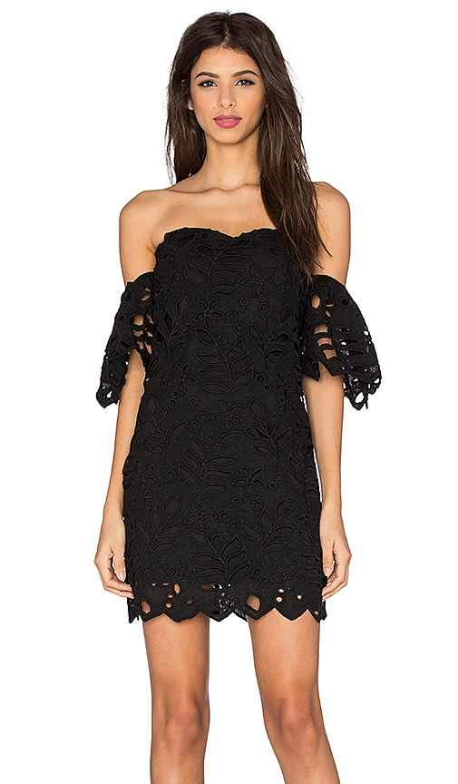 ASILIO Party To Peace Dress in Black