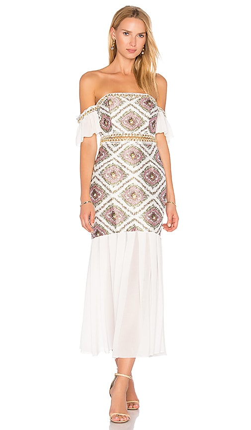 ASILIO Classic Cause Dress in White