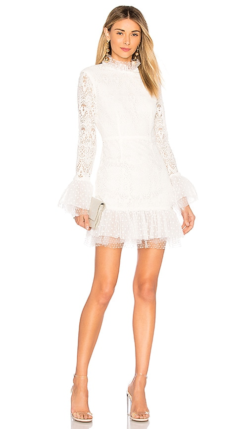 ASILIO Lost In Light Dress in White