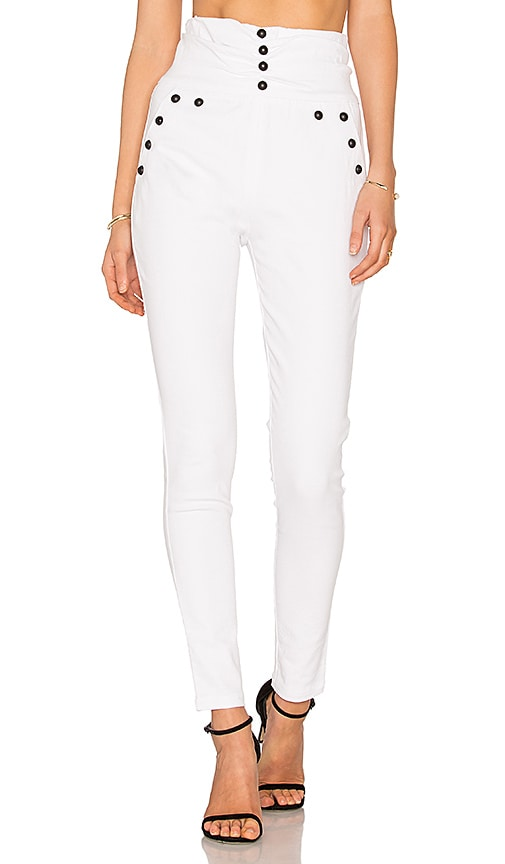 ASILIO High Hopes Pant in White