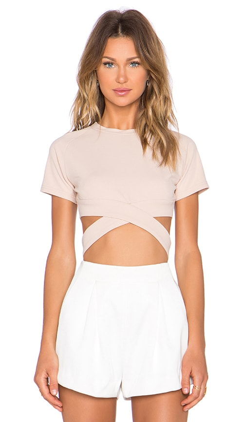 Hotel California Crop Top