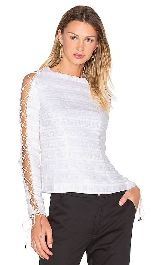 ASILIO Story Top in Coconut