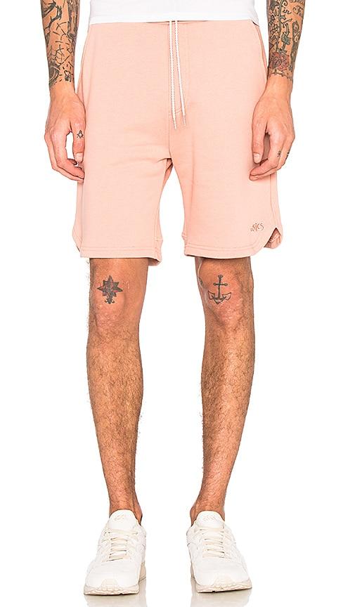 Asics Platinum Classic Shorts in Pink