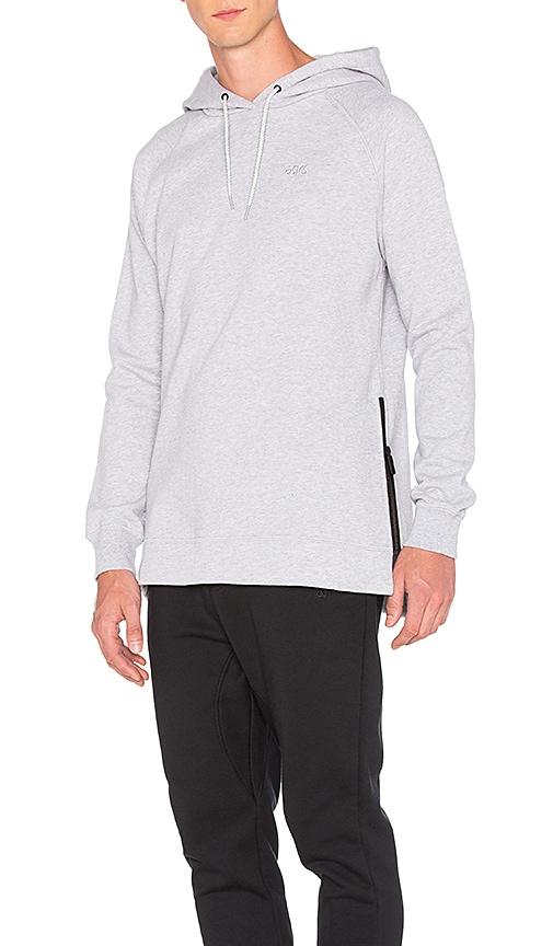 Asics Platinum Classic Pullover Hoodie in Gray
