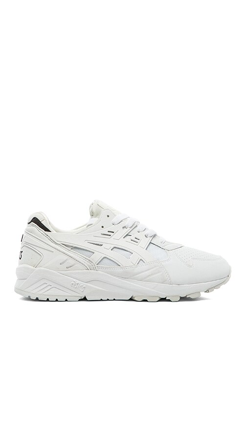 asics gel kayano trainer blanche