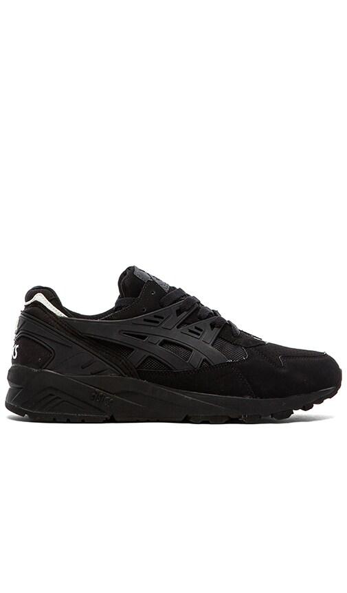 size 40 ff753 0c816 Asics Platinum Gel Kayano Trainer in Black Black | REVOLVE