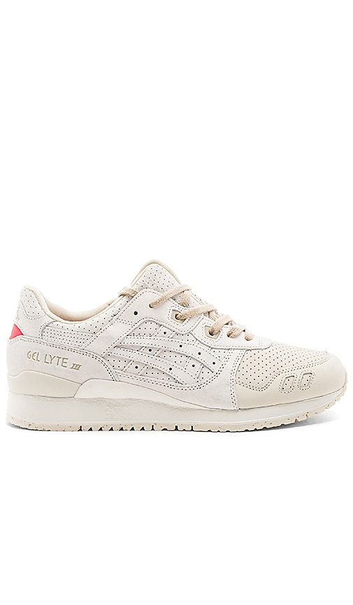 bb6ee001e845 Asics Platinum Gel Lyte III in Birch   Birch