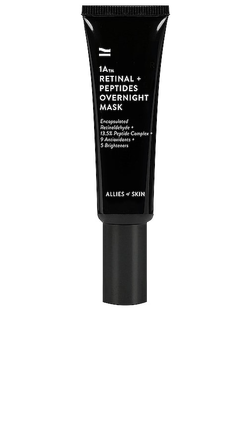 1A Retinal + Peptides Overnight Mask