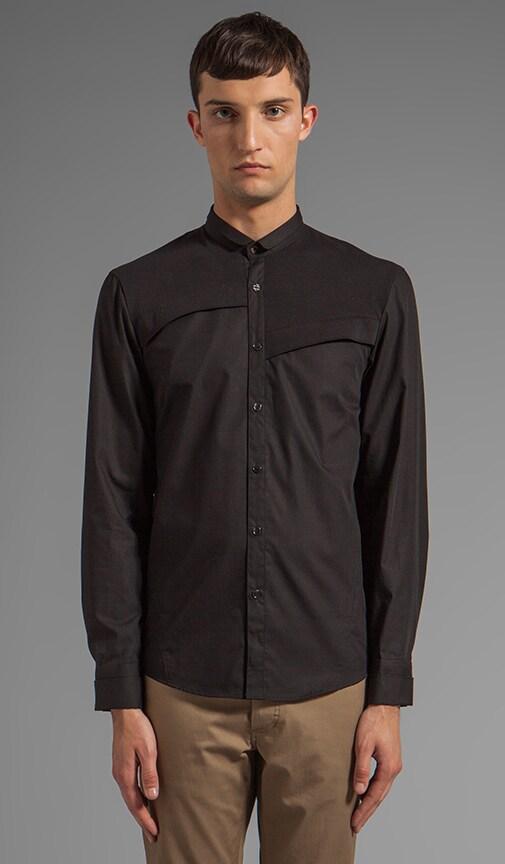 Asymmetric Jersey Shirt