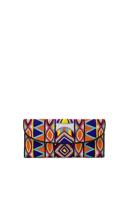 ASPIGA Becka Clutch in Multi