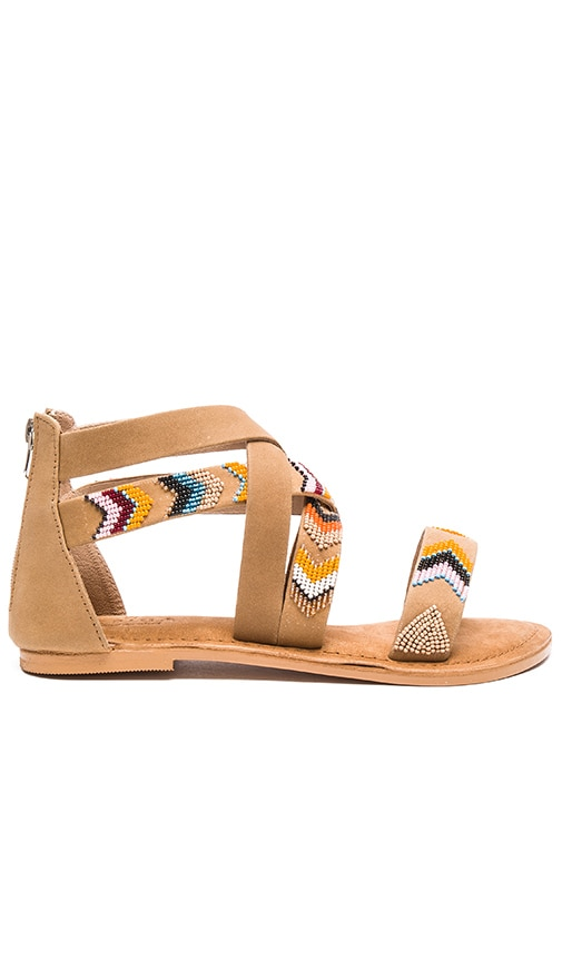 ASPIGA Carrie Sandal in Tan