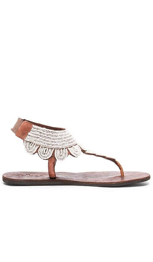 ASPIGA Likoni Sandal in White
