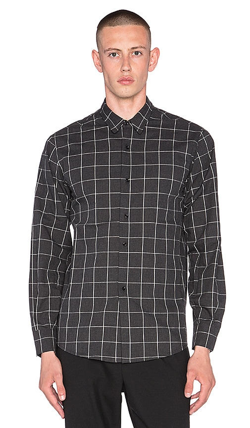 Assembly New York Standard Shirt in Plaid