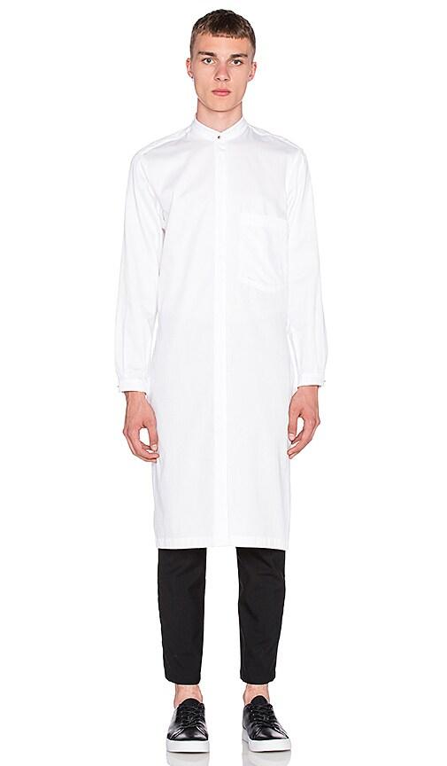 Assembly New York Long Shirt in White