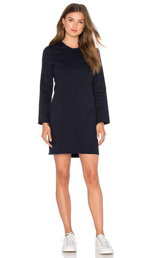 Assembly Label Sounds Dress in Navy