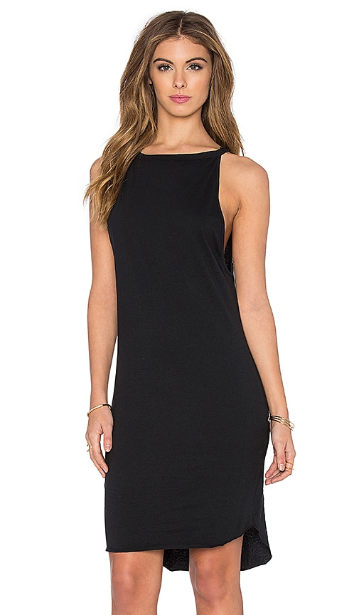 Assembly Label Cyprus Dress in Black