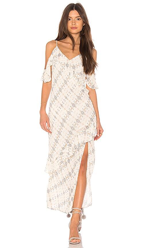 ASTR Laurel Dress in Cream