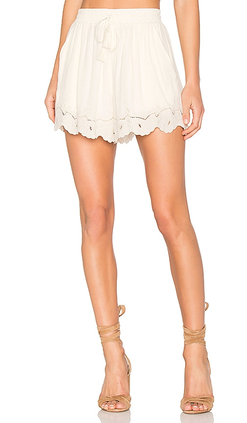 ASTR Rita Short in Ivory