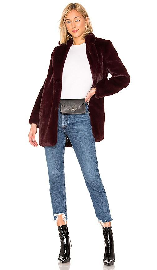 Cleo Faux Fur Coat