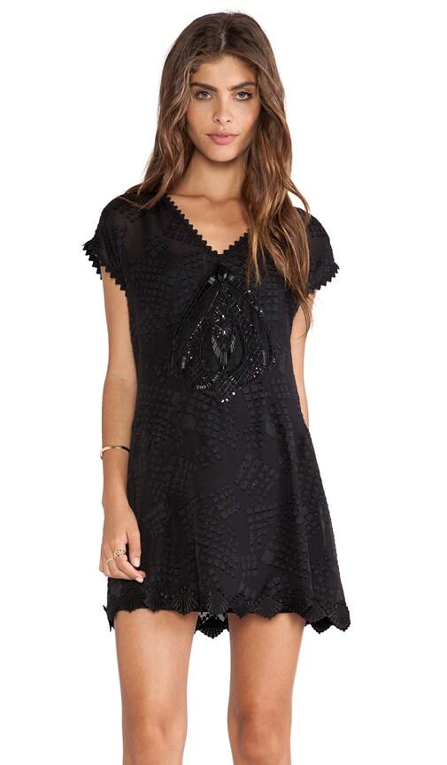 Anna's Essential Jacquard Dress