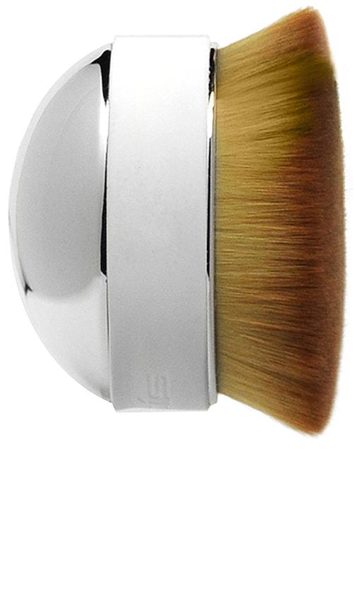 Elite Mirror Mini Palm Brush
