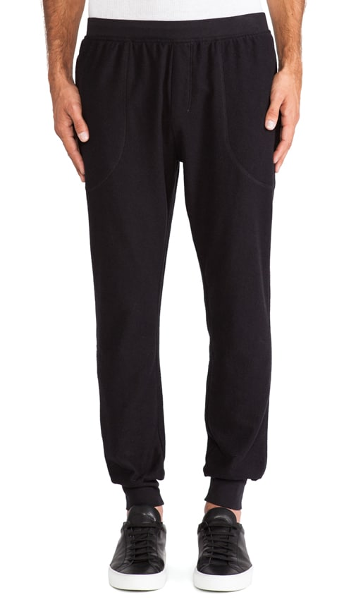 Reverse French Terry Sweatpant
