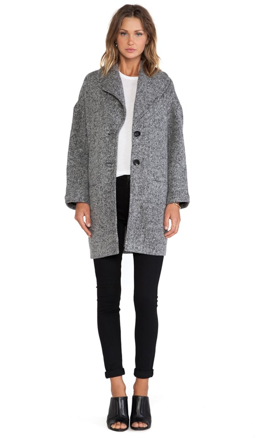 Fleece Over Coat