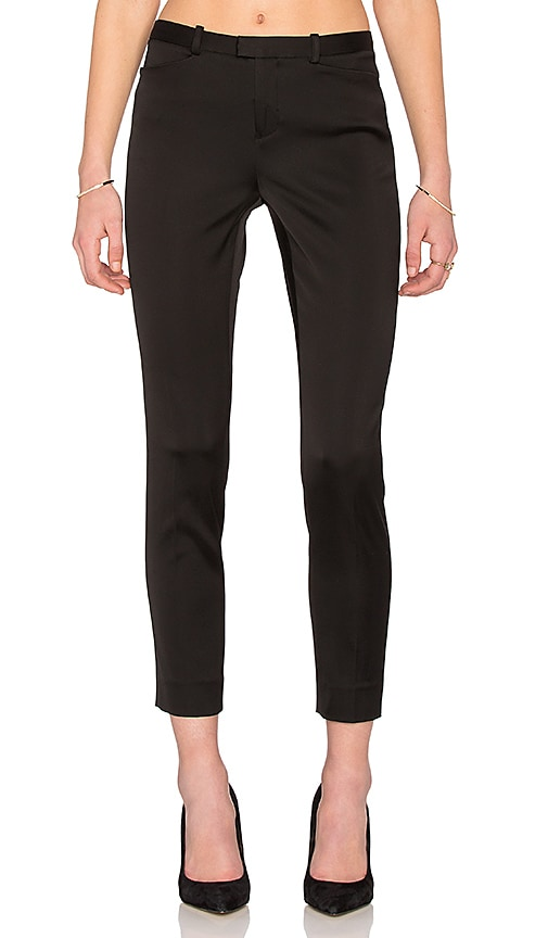 ATM Anthony Thomas Melillo Wester Pocket Pant in Black