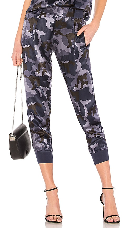ATM Anthony Thomas Melillo Pull On Pant in Blue