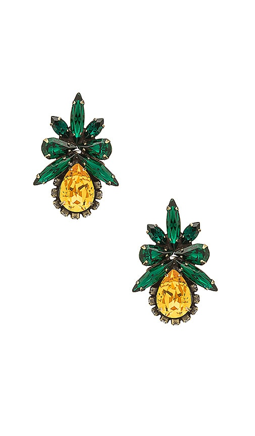 Karina Clip Earrings